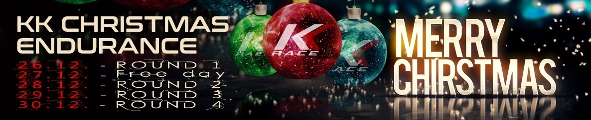 KK Christmas ENDURANCE 2019