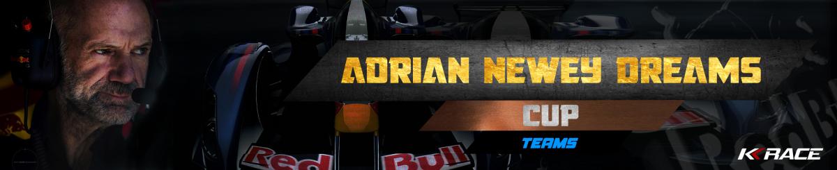 Adrian Newey Dreams Cup - Teams