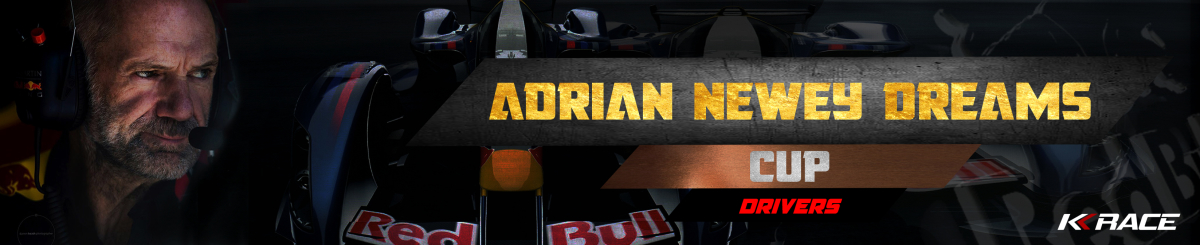 Adrian Newey Dreams Cup - Drivers