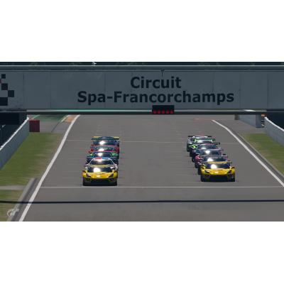 DK Championship  Round 2 - R5 (L2) -Circuit de SPA-Francorchamps