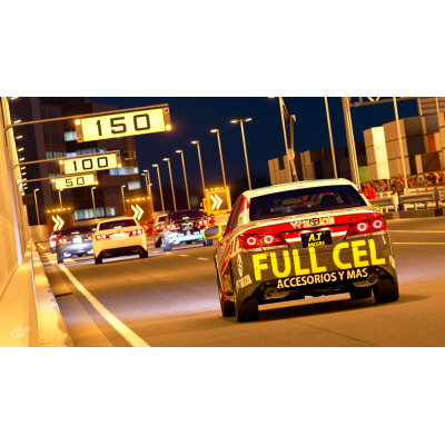 Toyota Challenge Series Rd.6-Lobby 1 Tokio