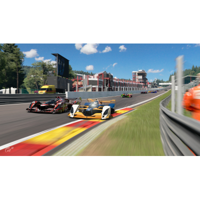 AND Cup Rd.1-Spa