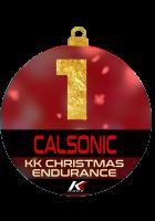 KK Christmas ENDURANCE 2019 - 90min CALSONIC