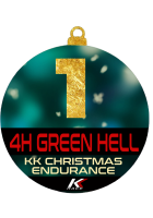 KK Christmas ENDURANCE 2019 - 4h Green Hell