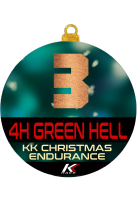 KK Christmas ENDURANCE 2019 - 4h Green Hell