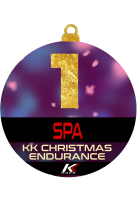 KK Christmas ENDURANCE 2019 - 2x 60min SPA Sun&Rain